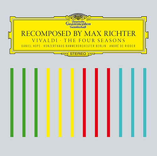 - Richter: Recomposed By Max Richter: Vivaldi, The Four Seasons - Autumn 3