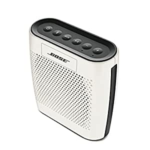 Bose SoundLink - Altavoz Bluetooth, blanco