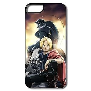 IPhone 5 5S Cases, Fullmetal Alchemist Edward Alphonse Elric White/black Cases For IPhone 5