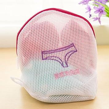 CWAIXX Bolsas sujetador ropa interior diseñador bolso acolchado malla neto Lavadora del lavadero ropa bolsa de