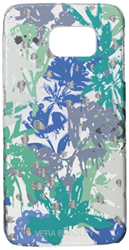 Vera Bradley Clear and Chic Case for Samsung S6, Camofloral