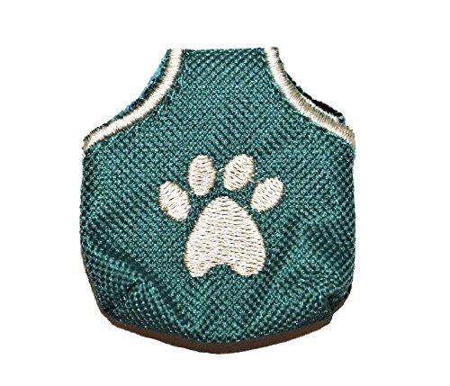 Peace Tag (Green) Dog Tag Silencer