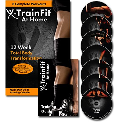 X TrainFit At Home Workout Complete product image