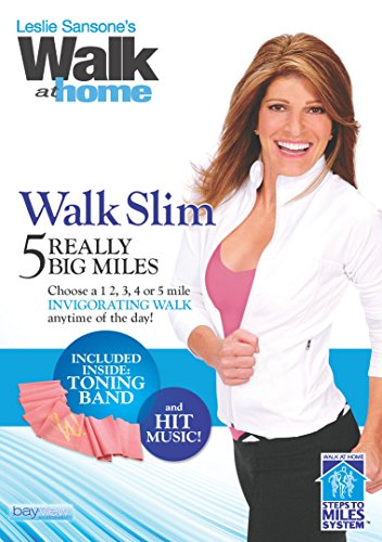 Leslie Sansone: Walk Slim - 5 Really Big Miles with Free Toning...