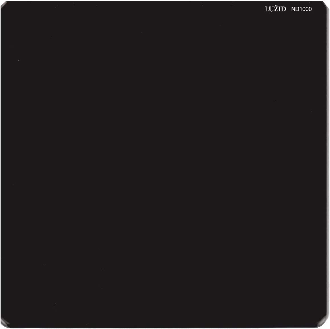 LUŽID 100mm ND1000 MC Filter Multi-Coated Luzid ND 1000 3.0 100 Neutral Density Schott B270 Optical Glass