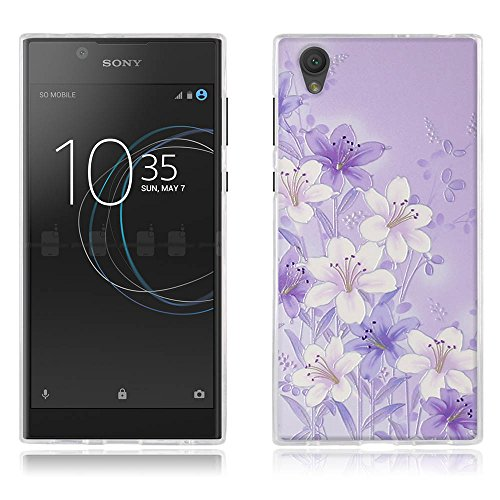 Sony Xperia L1 Case, Soft TPU Bumper [Drop Protection/Shock Absorption Technology] Raised Bezels Protective Cover for Sony Xperia L1 /G3311