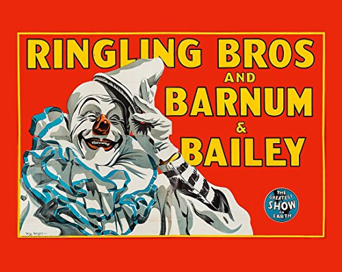 Old Circus Posters - 8