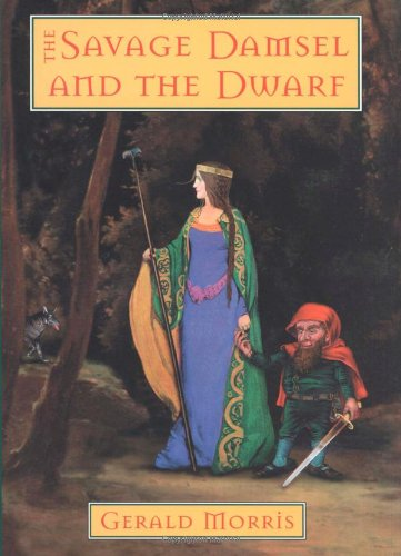 Download The Savage Damsel and the Dwarf (Squire's Tales) PDF