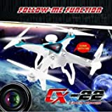 Cheerson CX22 CX-22 Follower 5.8G Dual GPS FPV With 1080P Camera Quadcopter