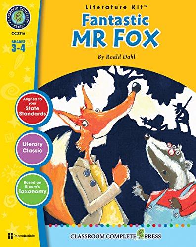 Fantastic Mr Fox - Novel Study Guide Gr. 3-4 - Classroom Complete Press