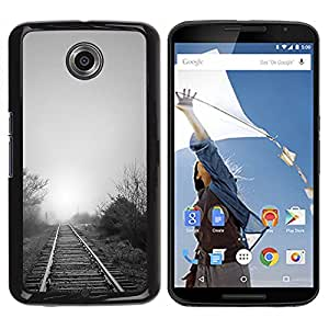 Be Good Phone Accessory // Dura Cáscara cubierta Protectora Caso Carcasa Funda de Protección para Motorola NEXUS 6 / X / Moto X Pro // Nature Beautiful Forrest Green 119