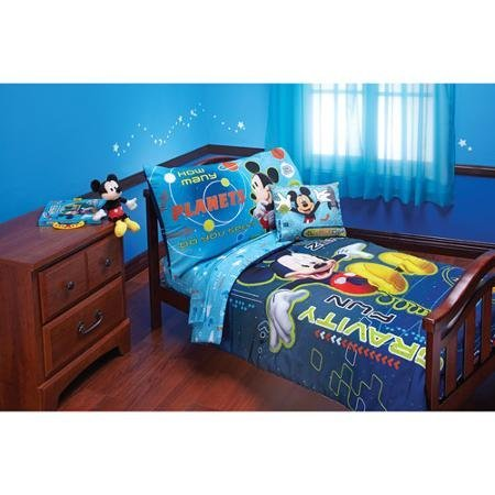 Dream On Me Spring Time 4 Piece Toddler Bedding Set 221