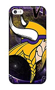 New Arrival Minnesota Vikings For Iphone 5/5s Case Cover