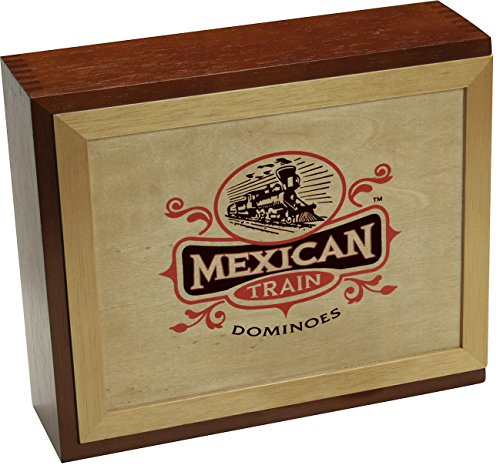 Mexican Train Set - Mexican Train Dominoes