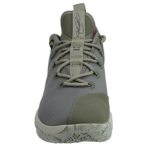 Nike Lebron Xiv Laag Mannen Basketbalschoenen Donker Stucwerk