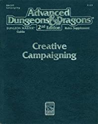 Creative Campaigning (Advanced Dungeons & Dragons)
