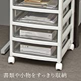 Iris office chest of 6-stage light gray OCE-600R (japan import)