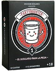 Crosswind Games Partybooster 1 El Jueguito para la Peda (3ra Edición)