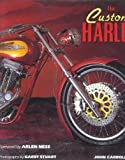 img - for The Custom Harley book / textbook / text book