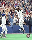 "Joe Carter Toronto Blue Jays MLB World Series Photo (Size: 8"" x 10"")"