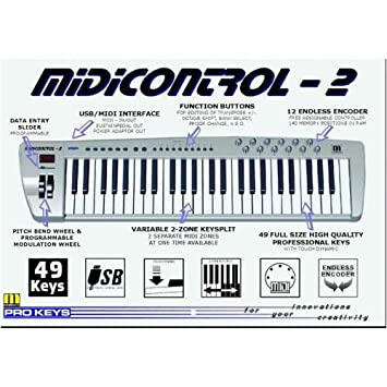 MIDITECH MIDICONTROL 2 DRIVERS FOR WINDOWS 7