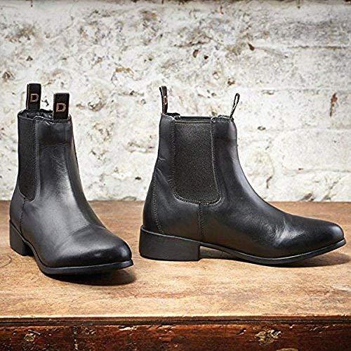 Dublin Childrens/Kids Elevation Jodhpur Boots (10 M US Toddler) (Black) by Dublin (Image #1)