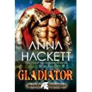 Gladiator: A Scifi Alien Romance (Galactic Gladiators Book 1)