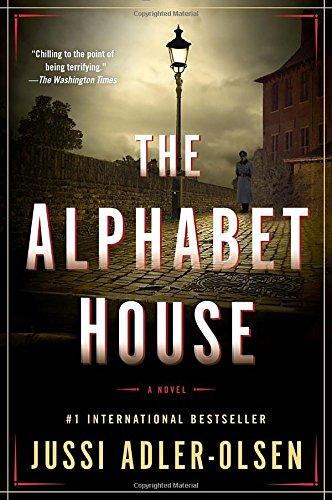The Alphabet House: A Novel (Danish Alphabet)