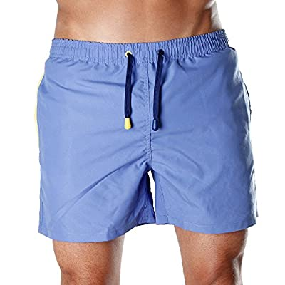 Men's Board shorts | Blue Swim Shorts & Trunks, Beach shorts for Men