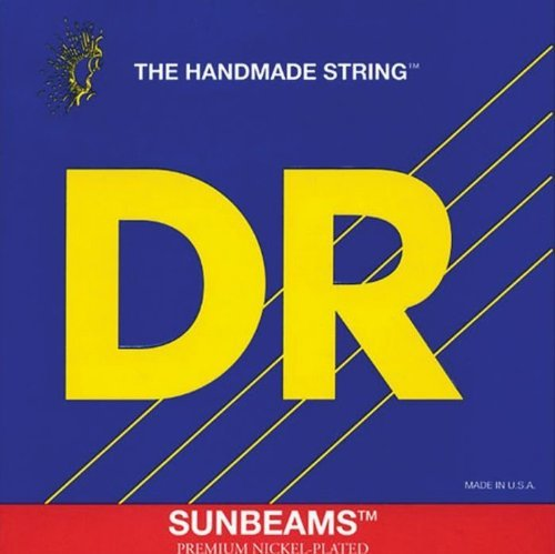 (DR Strings Sunbeam - Nickel Plated Round Core Bass 45-105)