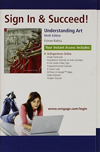 ArtExperience Online Access Code for Fichner-Rathus Understanding Art (Unused)