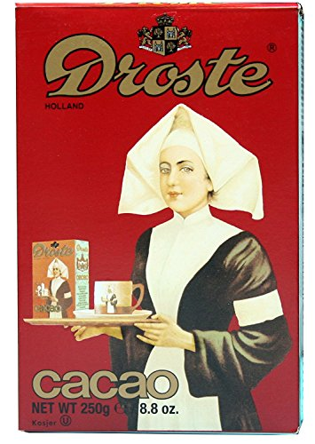 Droste Cocoa Powder, 8.8 Ounce ()