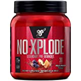 BSN N.O.-XPLODE Pre-Workout Supplement with...