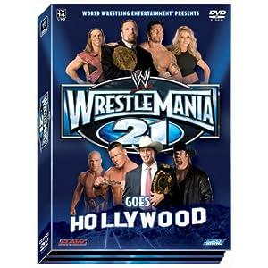 WWE: WrestleMania 21 (2005)