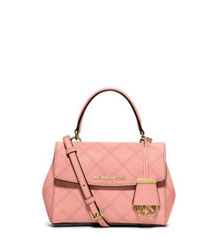bffb378d7a78 ... bag in pink lyst f8935 56787; discount code for michael kors ava x  small crossbody color 695 pale pink 1a0f5 de653