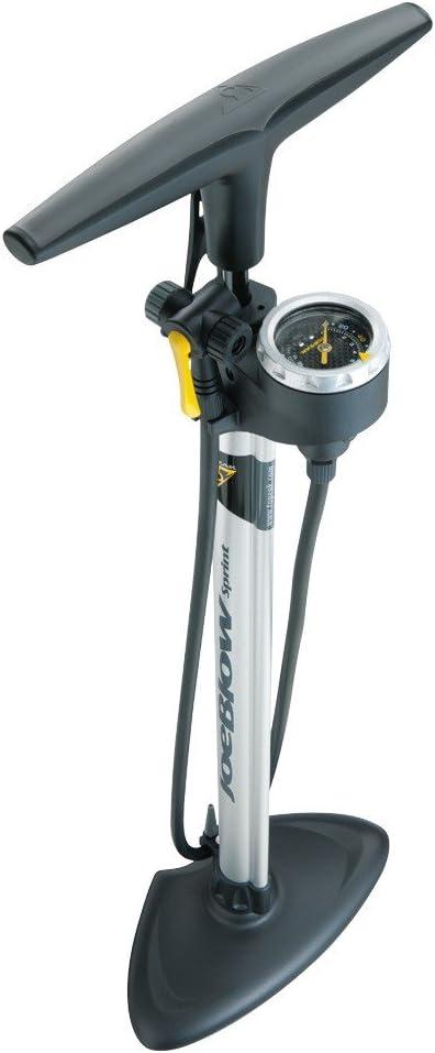 Topeak - JoeBlow Sprint - Bomba de la bici en el piso para Skike y ...