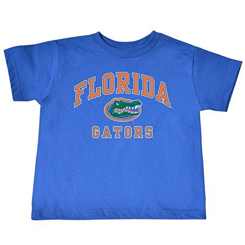 NCAA Florida Gators Toddler Short Sleeve Tee, 4 Toddler, ()