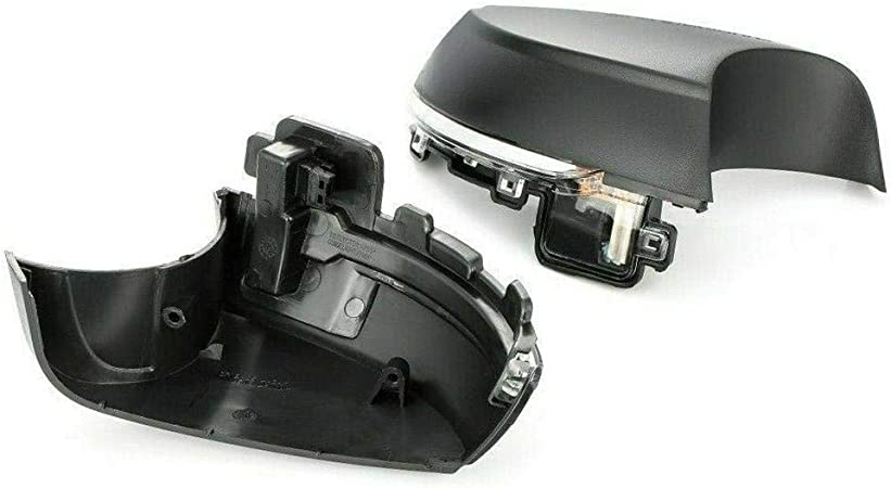 Side Mirror Dynamic Indicator Light Strip Assembly for Polo MK5 Facelift 6C 14-17 6R 09-13