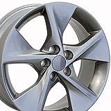 #4: 18x7.5 Wheel Fits Toyota - Camry Style Gunmetal Rim, Hollander 69605