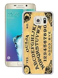 Hot Sale Samsung Galaxy Note 5 Edge Case ,Ouija Board White Samsung Galaxy Note 5 Edge Cover Unique And Beautiful Designed Phone Case