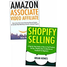 Sell on Amazon & Shopify: Sell Products Without Inventory Through Amazon Associate & Shopify Website Marketing