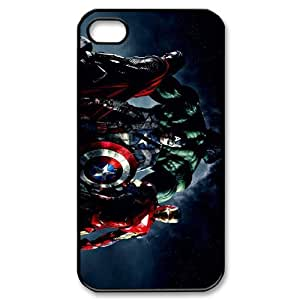 Marvel Comics Movies Captain America Hard Plastic Back Cover Skin for iPhone 4 4S