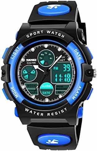 Dreamingbox Sports Digital Watch for Kids - Best Gifts