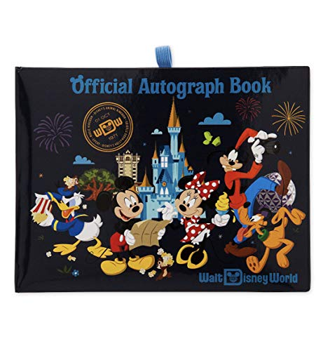 (Walt Disney World Official Autograph Book (2019) (Original)