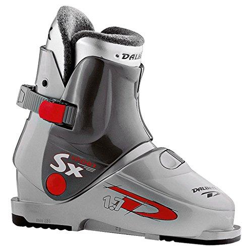 Dalbello SX 1.7 CH Jr Ski Boot 2019 Silver/Steel 175 Dalbello Junior Ski Boots
