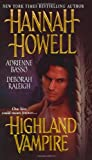 Highland Vampire, Hannah Howell and Adrienne Basso, 0821778986