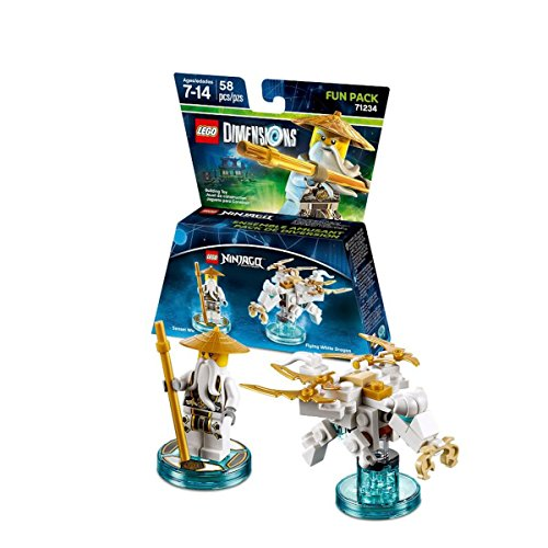 Ninjago Sensei Pack not machine specific