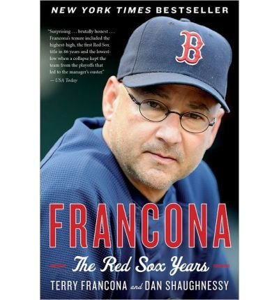 Francona: The Red Sox Years (Paperback) - Common