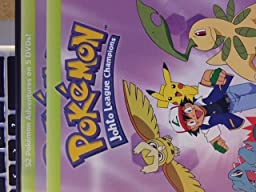 Pokemon Johto League Champions  The Complete Collection