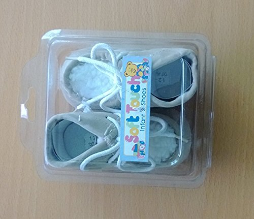 Baby Schuhe Beige–�?6/9Monate)